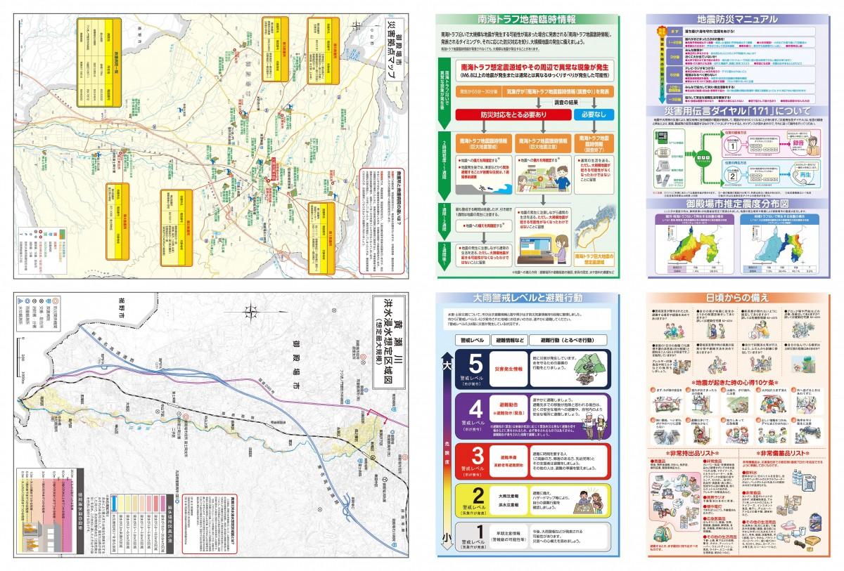 避難地全域マップ