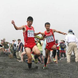 富士登山駅伝競走大会の画像イメージ