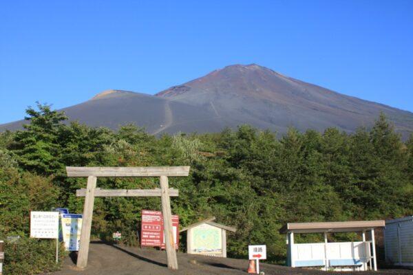富士登山 御殿場口
