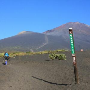 富士登山の画像イメージ