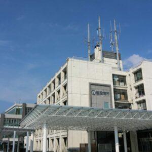 市役所外観