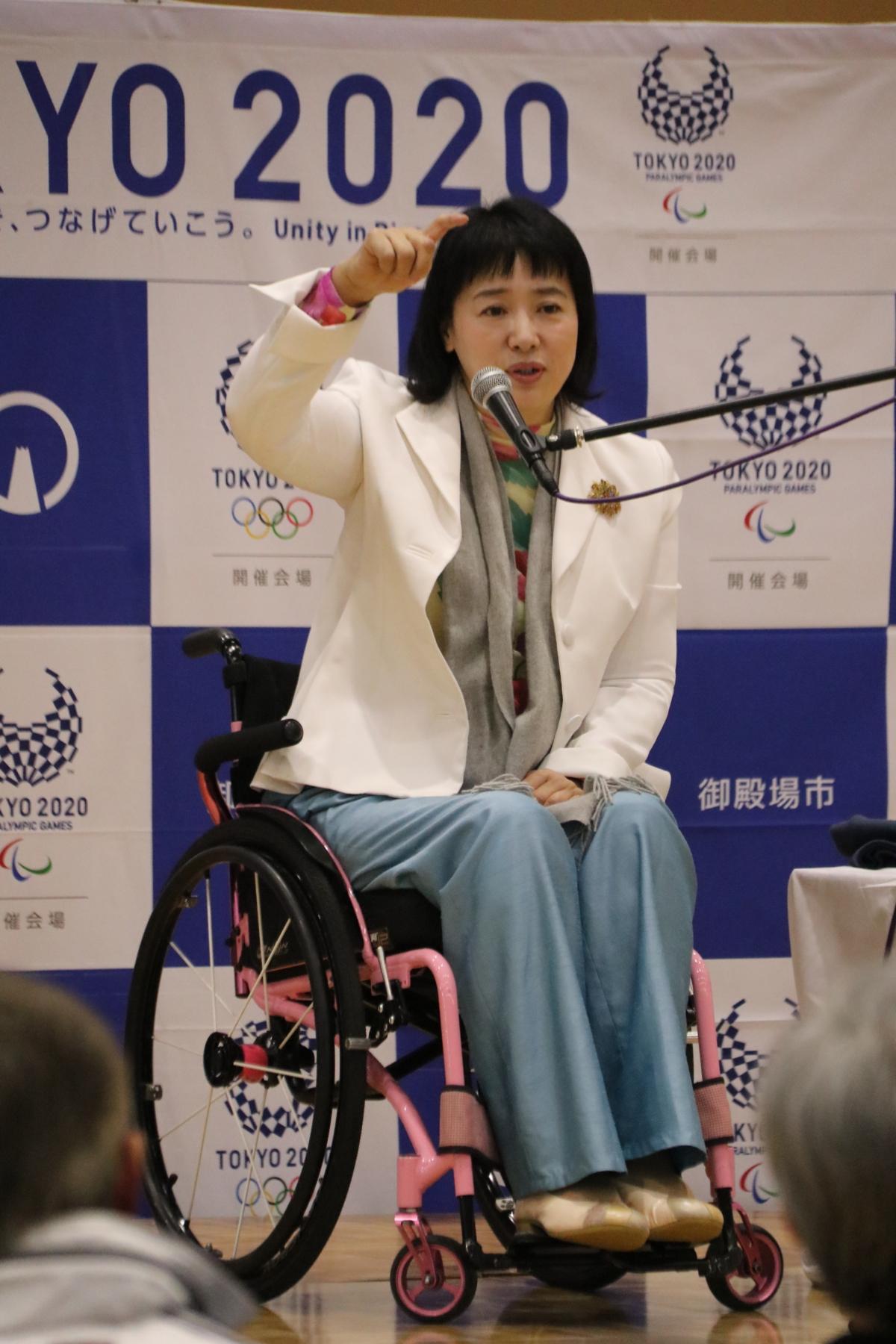 東京2020大会までにもっとよく知ろうパラスポーツと障がいのこと