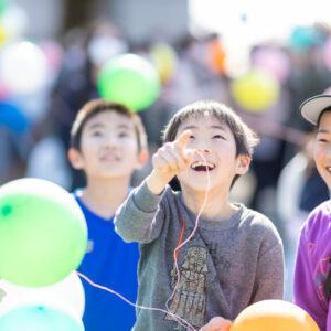 神山幼稚園閉園式3