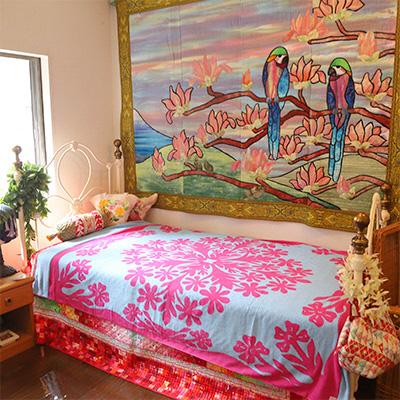 キャシー中島のオリジナルタオルケットとマスクキット(3個)セットの返納品画像イメージ