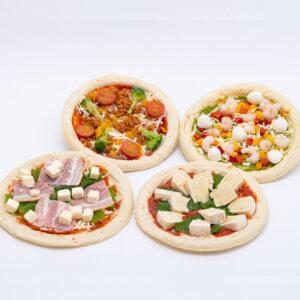 時之栖オリジナル 冷凍ピザセットの画像イメージ