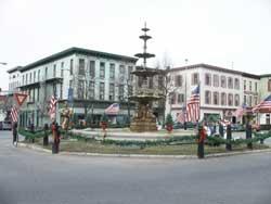 チェンバーズバーグ市(ペンシルベニア州)   CHAMBERSBURG, PA