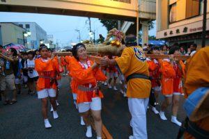 わらじ祭り<br>2018.08.07 掲載