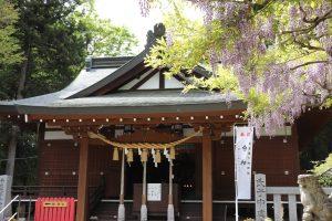 神場山神社<br>2019.05.08 掲載