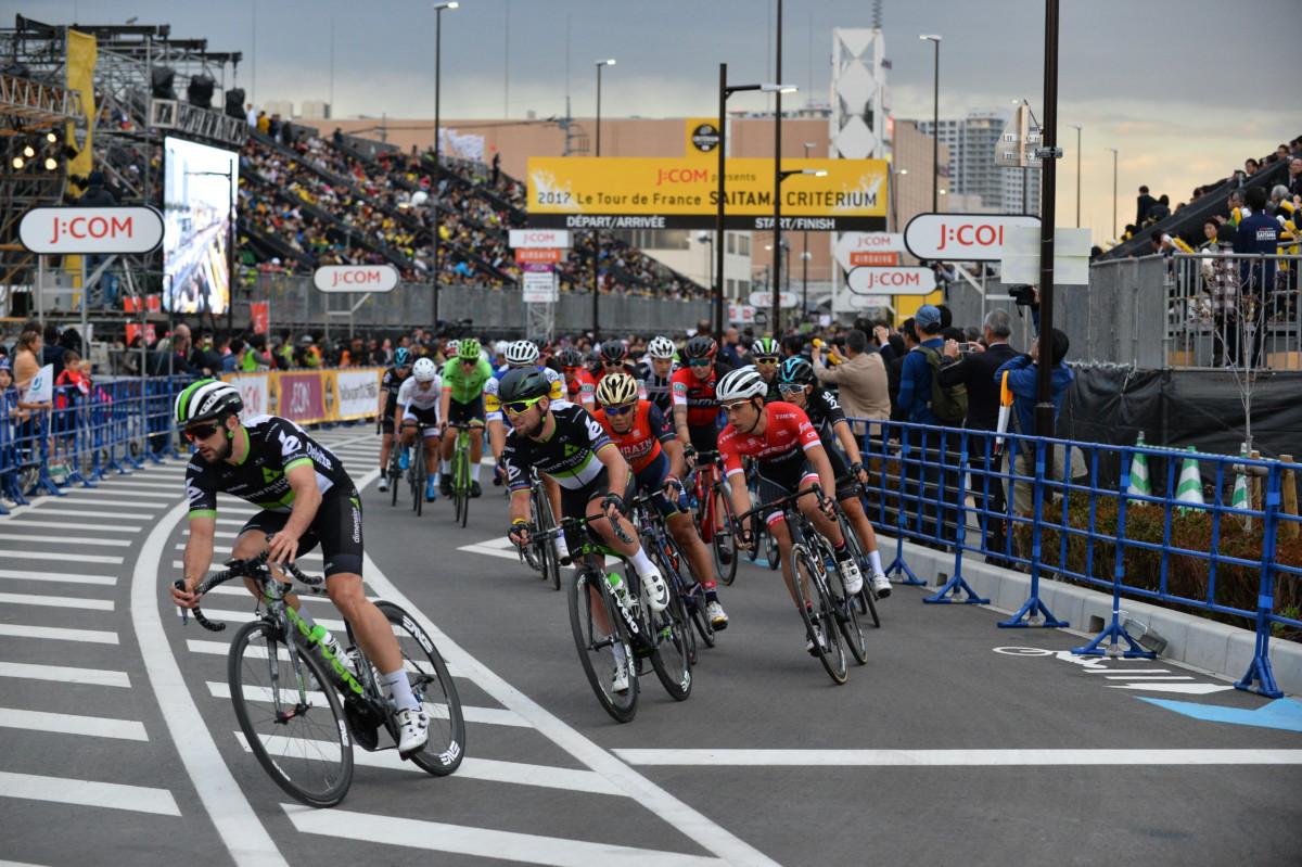 国内最大の自転車ロードレースの祭典を見に行こう