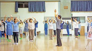 みんなで踊ろう!東京五輪音頭~高根地区の取り組み~