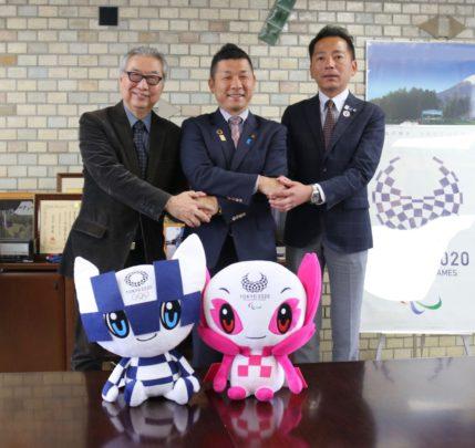東京2020パラリンピック馬術競技 事前強化合宿開催決定!
