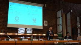 イタリアで御殿場市のスポーツ文化について講演!