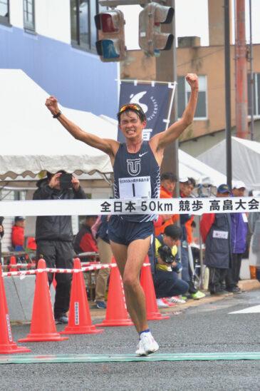 御殿場南高校卒!川野将虎さんが東京五輪代表に内定!