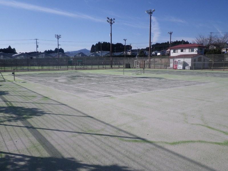 H28テニスコート2
