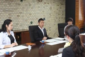 市長と女性の懇談会