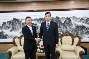 中国浙江省訪問