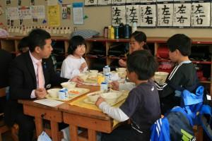 ごてんばこしひかりの学校給食を食べる会
