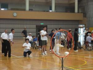 御殿場市障害者スポーツ大会