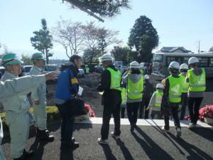 富士山火山三県合同防災訓練