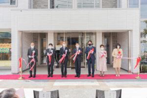 富士山市民のサロン「けやきかん」開所式2