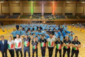 東京2020オリンピック空手イタリア代表チーム大会報告会
