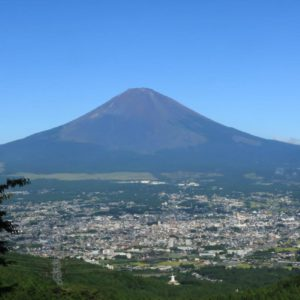 [国史跡]富士山